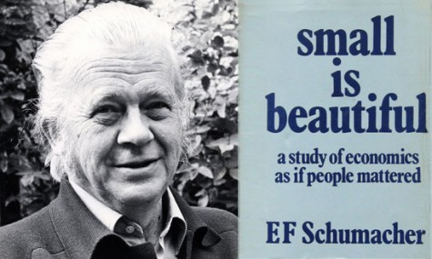 Small is Beautiful: The Wisdom of E.F. Schumacher