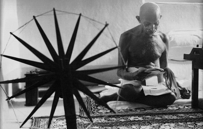Gandhi and Slow Reading: A Look at Gandhi's Philosophy of ...