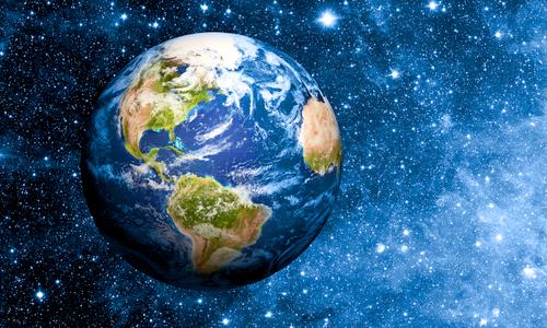 Foto bij Opdracht 2: Destroy The Blue Planet.