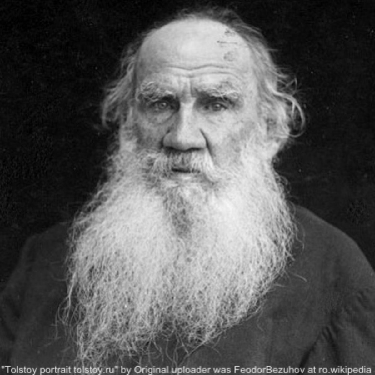 Roman Tolstoy Going Along 79