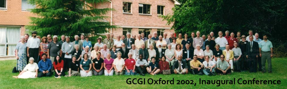 2002 Oxford Conference Participants