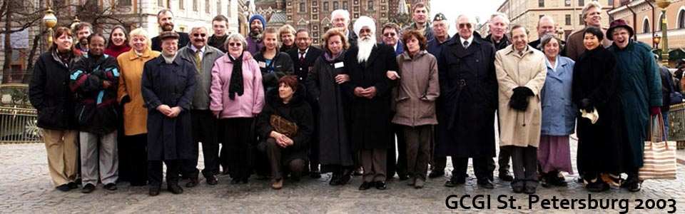 2003 St. Petersburg Conference Participants