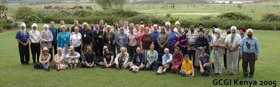 2005 Kenya Conference Participants