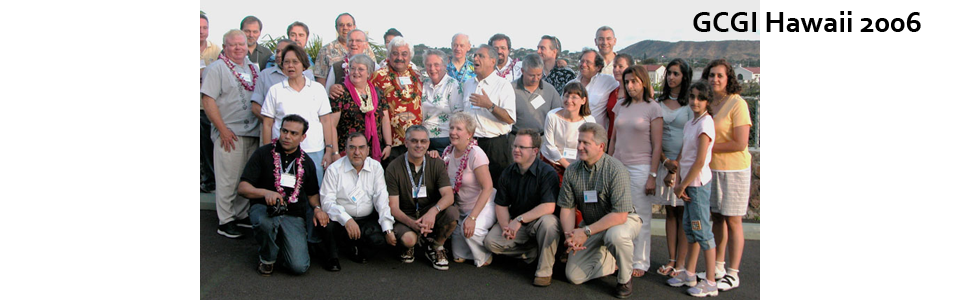 2006 Hawaii Conference Participants