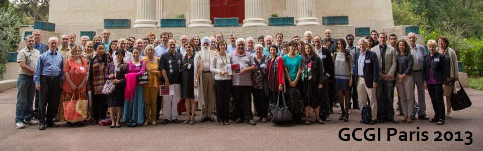 2013 Paris Conference Participants