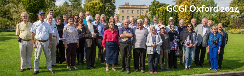 2014 Oxford Conference Participants