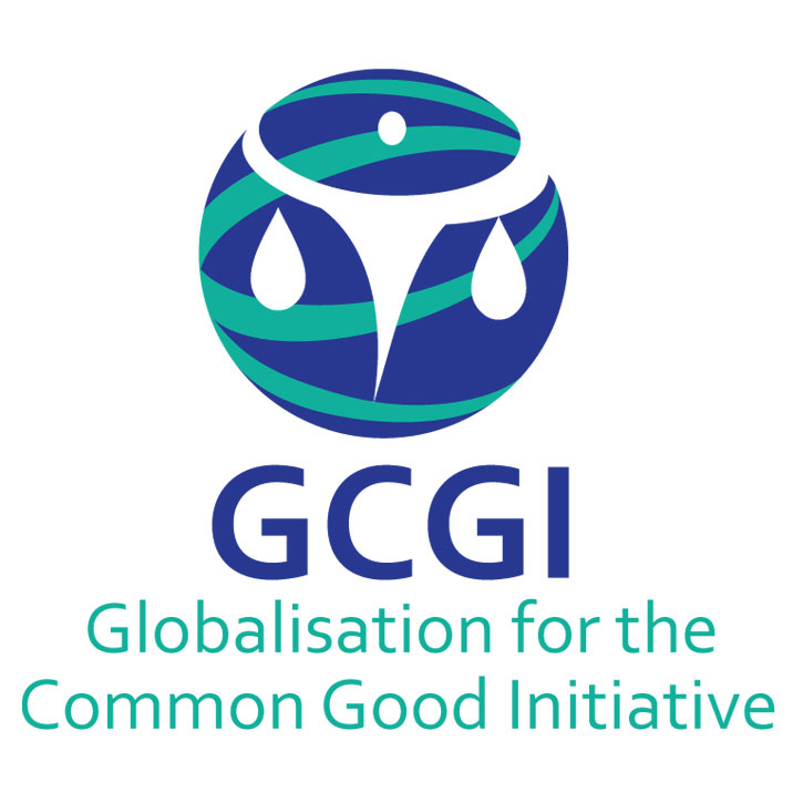 GCGI logo with text under